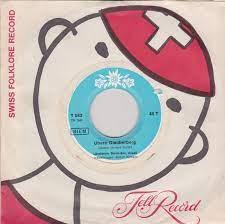 Ländlertrio Burch-Enz, Giswil , Jodeleinlagen: Rudolf Rymann – Übere  Glauberberg (Vinyl) - Discogs