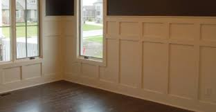 wainscoting. Wainscoting To 1x4 Casing Transition L