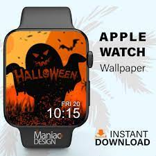 Apple Watch Wallpaper Spooky Halloween ...