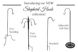 our favorite uses for shepherd s hooks