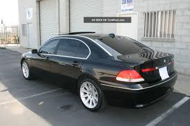 BMW Convertible 2004 bmw 750 : 2004 Bmw 745li, Looks Great Luxury Edition 745i 7501 750li 760li