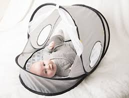 EquiptBaby Portable Collapsible Bassinet for Babies & Families On ...