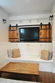Living Room Tv Design 25 Ingenious Living Rooms That Showcase The Beauty Of Sliding Barn