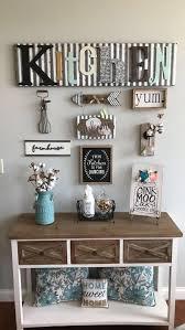 innovative kitchen wall decor ideas