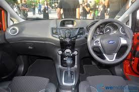new car launches malaysia 2013LAUNCH Facelifted 2013 Ford Fiesta RM86988 OTR  wemotorcom
