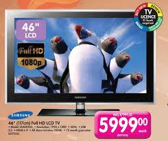 samsung tv on sale this week. makro samsung 46 inch lcd tv special tv on sale this week mybroadband