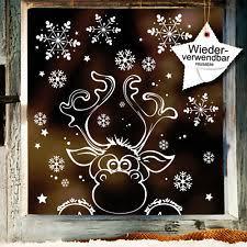 Fensterdeko Winter In Weihnachtliche Fensterdekoration