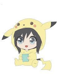 anime chibi pikachu drawing. Perfect Chibi With Anime Chibi Pikachu Drawing E