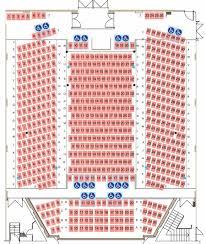 Paradigmatic Moran Theatre Seating Chart 2019