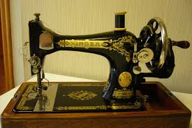 Singer Sewing Machine 1937