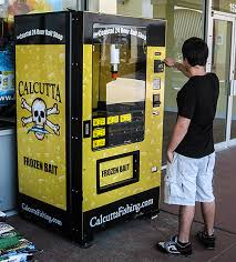 Bait Vending Machine Best Half Moon Bay Sportfishing Tackle Half Moon Bay CA 484848