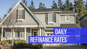 Refinance Mortgage Rates Mixed For Saturday