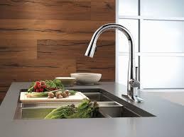 FaucetDelta Touch Kitchen Faucets Top Faucet Brands Delta  Reviews Moen Motion Sensor Touch Sink Faucet B80