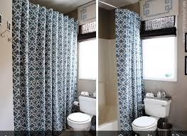 elegant shower curtains designer shower curtains extra long designing inspiration