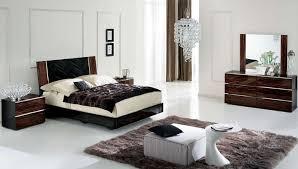 white bedroom dark furniture photo 1 black95 white