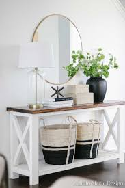 entryway styling ideas for a high end