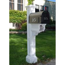 cool mailboxes for sale. Interesting Mailboxes Charleston Plus White Mailbox Post Throughout Cool Mailboxes For Sale B