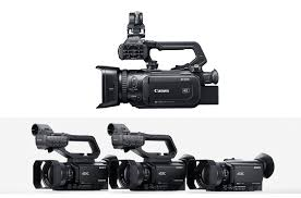 Canon Camcorder Comparison Chart New 4k Uhd Camcorders From Canon Sony Lets Compare By