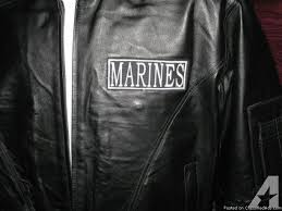 marine corps leather er jacket for in leesburg florida