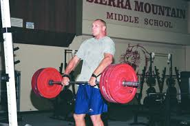 in season lifting for football players