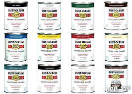 Rustoleum Oil Based Paint Color Chart Www