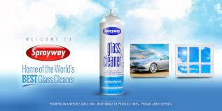 sprayway inc pioneers in aerosols