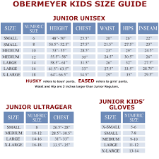 Obermeyer Kids Size Chart Obermeyer Kids Ultra Gear Zip Top Toddler Little Kids Big