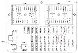 2005 jeep grand cherokee fuse box diagram jeep wiring diagrams 2006 jeep grand cherokee fuse panel diagram at 2004 Jeep Grand Cherokee Fuse Box Diagram