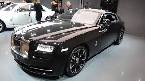 rolls royce interior 2015. 2016 rollsroyce wraith exterior and interior iaa frankfurt 2015 youtube rolls royce