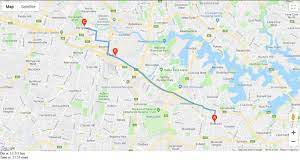 Google map with waypoints distance and time calculation (partly resloved) -  3rd Party - openHAB Community