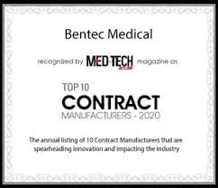 Bentec Medical: Reinventing Silicone Fabrication in Medical Devices
