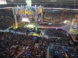 Wrestlemania Seating Chart Metlife Metlife Stadium Section 311 Home Of New York Jets New