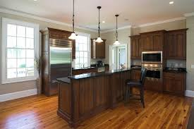 dark stained kitchen cabinets. Kitchen Stained Cabinets Brown Varnish Oak Wood Cabinetry Wall Storageknobknob Handle Pulls Rustic Decor For Island Dark