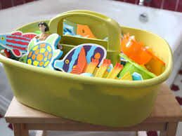 ideas of best and effective bath toy storage homestylediarycom