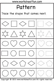 Pattern Activities For Preschoolers Best Math Pattern Worksheets Kindergarten Fresh Collection Of Preschool
