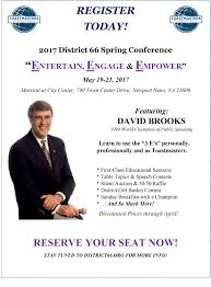 district 66 toastmasters spring 2017 conference registration now open