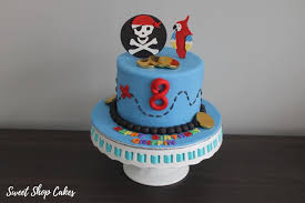 Pirate Themed Birthday Cake Sweet Shop Cakes Facebook