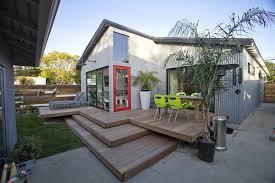 Backyard Decking Designs Model Best Inspiration Design