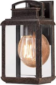 quoizel byron 1 light tall outdoor wall sconce with vintage edison b imperial bronze outdoor lighting wall sconces outdoor wall sconces