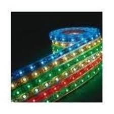 Dış Mekan Şerit Led - Mavi Işık Rengi - 1 metre - 526243