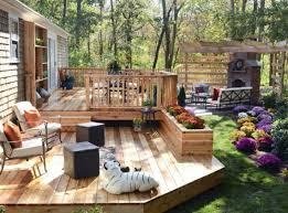 deck decorating ideas. Modren Deck Small Deck Ideas For Backyards Inside Deck Decorating Ideas