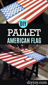 how to paint an american flag on wood flag home decor flag pallet on flag painted
