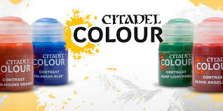 Gw Colour Chart Coming Soon From Gw Citadel Contrast Bell Of Lost Souls