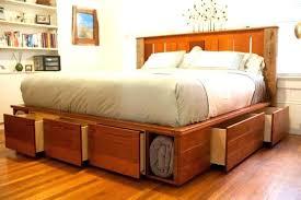 California King Platform Bed Frame Where To Buy King Size Platform ...