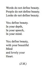 Definition Of Beauty Quotes Best Of 24 Best Inner Beauty Images On Pinterest The Words Thoughts And
