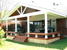 partially covered deck covered deck plans covered deck plans covered deck plans covered deck plans covered