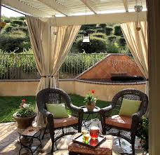 how to extend your patio patio ideas outdoor drapes for patio with wicker patio furniture and c