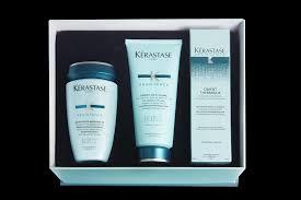 blue kerastase kerastase luxury gift set