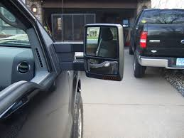 installing towing mirrors details pics 04 08 f150online forums