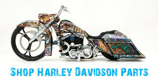 harley davidson parts by john shope s dirty bird concepts